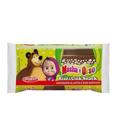 Riso&Ciok Masha&Orso