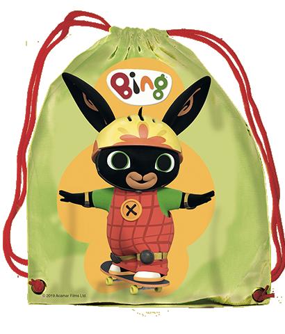 Sacca Zaino Free Time - Bing