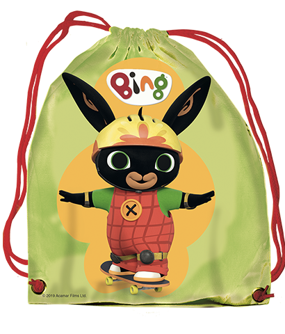 Licensed backpack - Bing