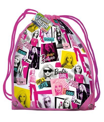 Licensed backpack - Barbie