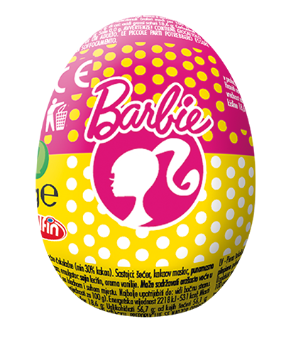 Barbie mini egg 20 g