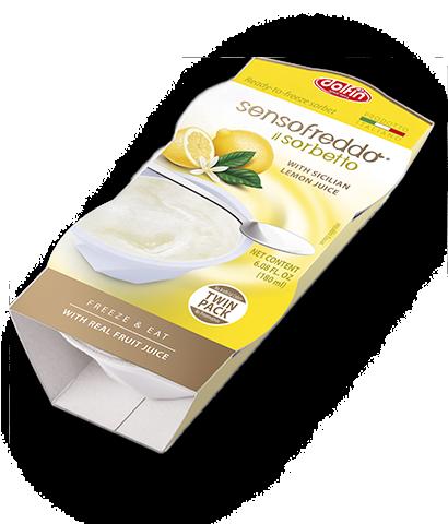 Senso Freddo Sorbet Lemon