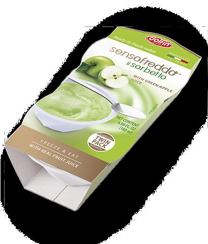 Senso Freddo Sorbet Green Apple