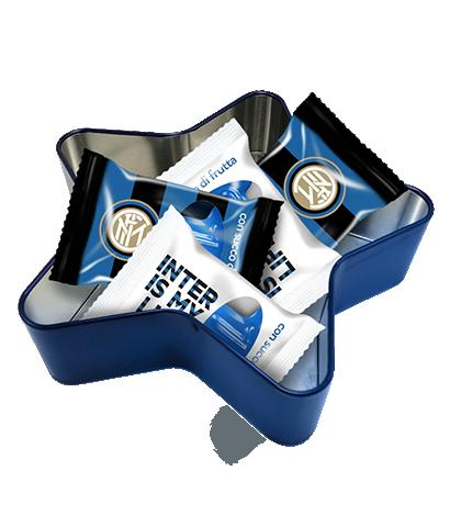 Appendibili in latta - stella Inter